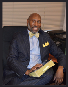 ba438d5cf27 Dr. James B. Logan is the sixth Pastor of the historic 130 year-old Messiah  Baptist Church in Bridgeport